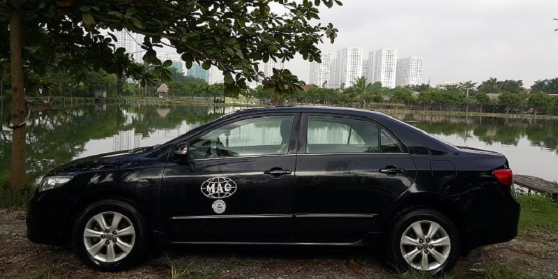 Cho thuê xe 4 chỗ Toyata