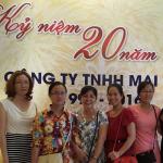 Công ty TNHH Mai Anh kỷ niệm 20 năm thành lập