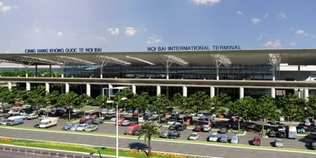 Cho thuê ô tô đi sân bay